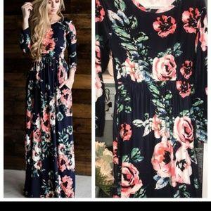🌸🌺 Floral love dress 🌺🌸